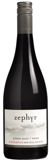Glover Family Vineyards Zephyr Pinot Noir 2014