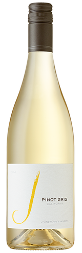 J Vineyards & Winery California Pinot Gris 2015