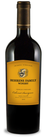 Behrens Family Winery Crowley Vineyard Cabernet Sauvignon 2012