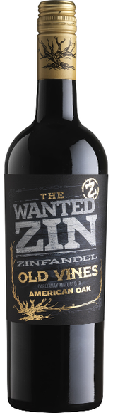 Orion Wines The Wanted Zin Zinfandel 2014