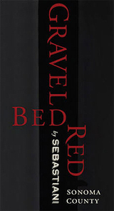 Sebastiani Gravel Bed Red 2014