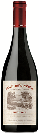James Bryant Hill Pinot Noir 2014