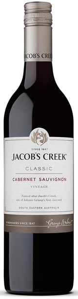 Jacob's Creek Cabernet Sauvignon 2014