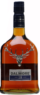 The Dalmore Single Highland Malt Scotch Whisky 18 year old