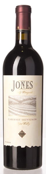 Jones Family Vineyard Napa Valley Cabernet Sauvignon 2012