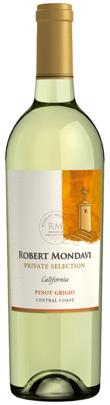 Robert Mondavi Private Selection Pinot Grigio 2015