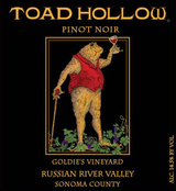 Toad Hollow Goldie's Vineyard Pinot Noir 2013