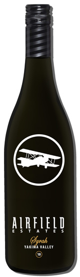 Airfield Estates Runway Syrah 2013