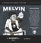 Melvin Brewing Hubert MPA