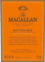 Macallan Edition No. 2 Highland Single Malt Scotch Whisky