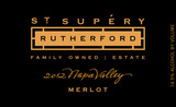 St. Supéry Rutherford Merlot 2012