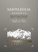 Santa Julia Reserva Mountain Blend 2015