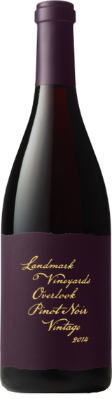 Landmark Vineyards Overlook Pinot Noir 2014