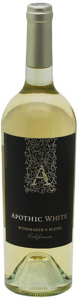Apothic Winemaker's Blend White 2015