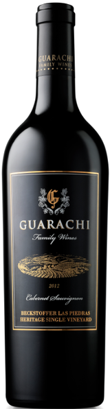 Guarachi Beckstoffer Las Piedras Heritage Single Vineyard Cabernet Sauvignon 2012