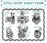 Chateau de Saint Cosme Little James Basket Press Blanc 2015