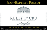 Jean Baptiste Ponsot Rully Montpalais Blanc 2014