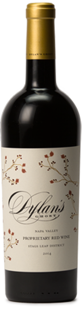 Dylan's Ghost Winery The Beast Red Blend 2014
