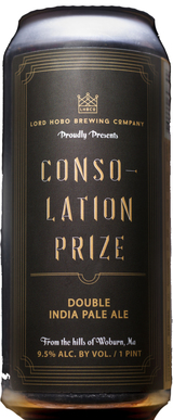 Lord Hobo Brewing Consolation Prize Double IPA
