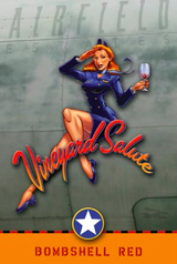 Airfield Estates Vineyard Salute Bombshell Red 2014