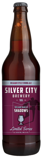 Silver City Brewery Bourbon Barrel Aged Giant Made Of Shadows