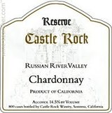 Castle Rock Russian River Valley Reserve Chardonnay 2013