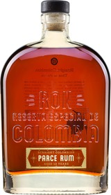 Parce Rum Straight Colombian Rum 12 year old