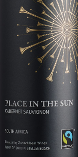 Place In The Sun Cabernet Sauvignon 2013