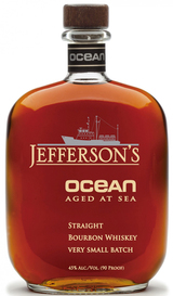 Jefferson's Ocean: Aged At Sea Voyage No. 4 Bourbon