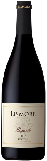 Lismore Estate Vineyards Greyton Syrah 2014
