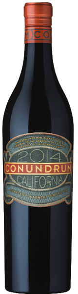 Conundrum Red 2014