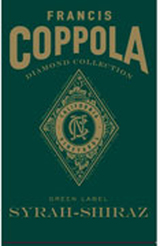 Francis Ford Coppola Diamond Series Green Label Syrah Shiraz 2014