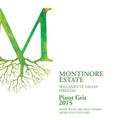 Montinore Estate Pinot Gris 2015