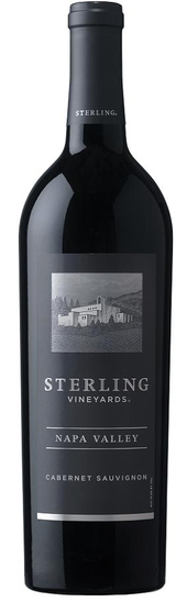 Sterling Napa Valley Cabernet Sauvignon 2014