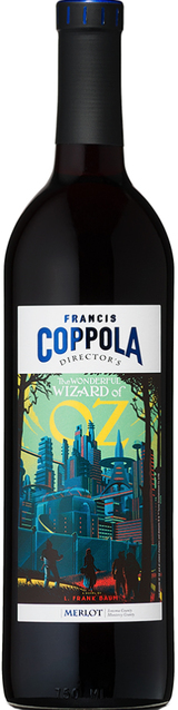 Francis Ford Coppola Director's Wizard of Oz Merlot 2014