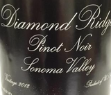 Diamond Ridge Vineyards Reserve Pinot Noir 2012