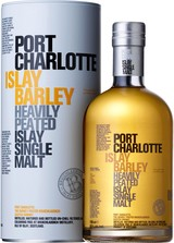 Bruichladdich Port Charlotte Barley Heavily Peated Islay Single Malt