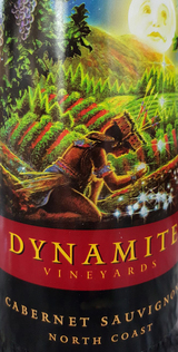 Dynamite Vineyards Cabernet Sauvignon 2013