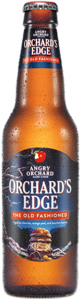 Angry Orchard Orchard's Edge The Old Fashioned