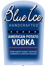 Blue Ice American Potato Vodka