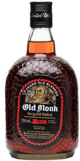 Old Monk Very Old Vatted XXX Rum