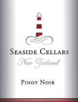 Seaside Cellars Pinot Noir 2014