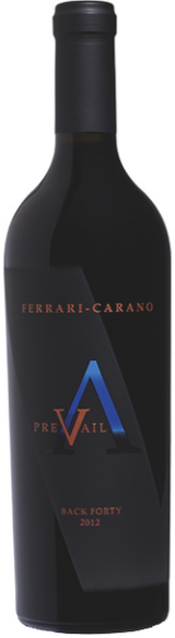 Ferrari-Carano Prevail Back Forty Cabernet Sauvignon 2012