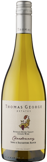 Thomas George Sons & Daughters Ranch Chardonnay 2014