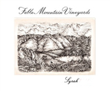 Fable Mountain Vineyards Tulbagh Estate Syrah 2013