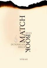 Matchbook Syrah 2013