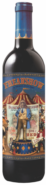 Michael David Freakshow Red Blend 2014