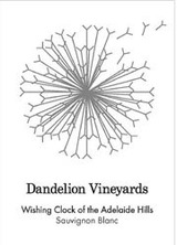 Dandelion Vineyards Wishing Clock of the Adelaide Hills Sauvignon Blanc 2015