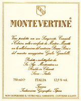 Montevertine Toscana 2012