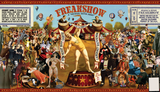 Michael David Freakshow 2014